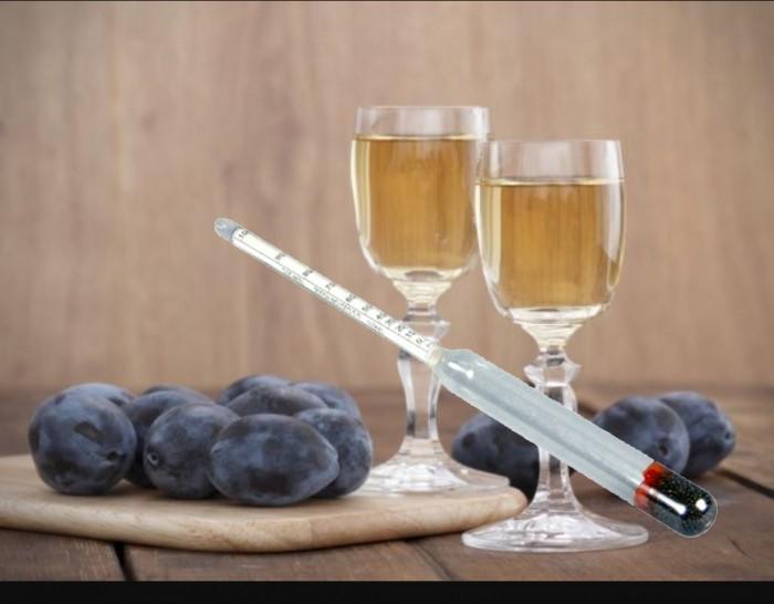 Alcoolmetru spirtometru tester alcool tuica 0-96 grade