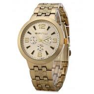 Ceas dama SFNY 6013 metalic silver Gold