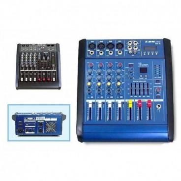 Mixer 4D cu amplificator si putere 200W
