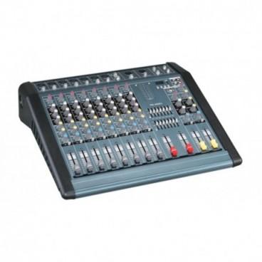 Mixer profesional audio cu efect voce 1300W