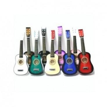 Chitara acustica medie pentru copii