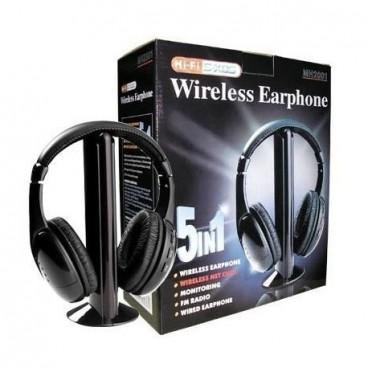 Casti Wireless cu microfon
