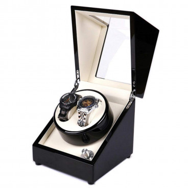 Dispozitiv pentru intoarcere ceasuri automatice Watch Winder 2+0