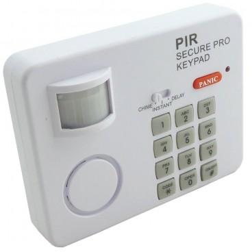 Alarma cu senzor de miscare si pin acces