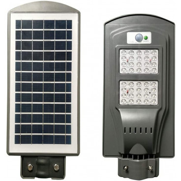 Lampa Stradala 40 W cu senzor de miscare si telecomanda