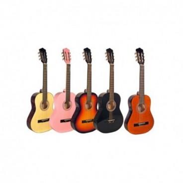 Chitara acustica mare pentru copii