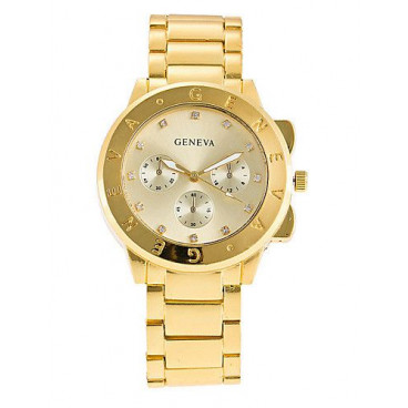 Ceas de dama Geneva GNVA Style metalic