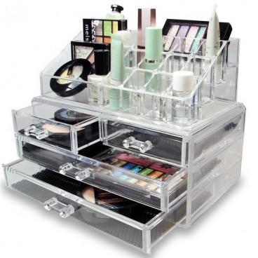 Cutie organizator pentru cosmetice sau bijuterii