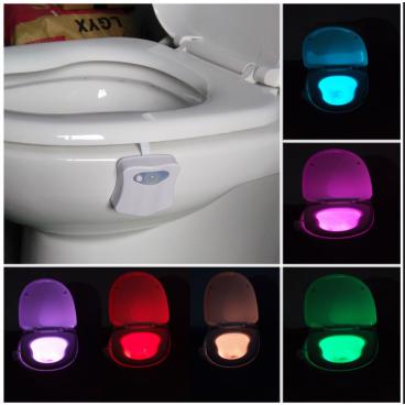 Lampa de toaleta inteligenta LIGHTBOWL