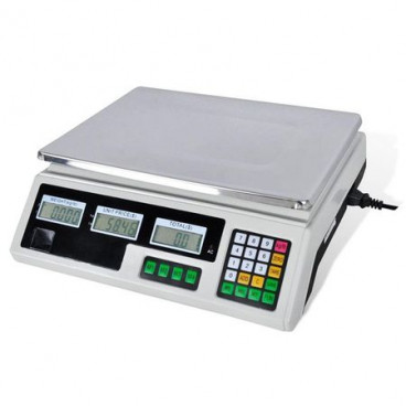 Cantar comercial electronic capacitate 40kg