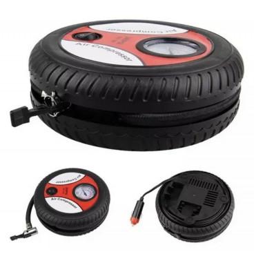 Compresor cu alimentare Auto si 3 accesorii incluse