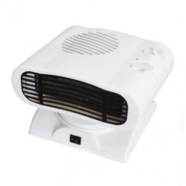 Aeroterma cu termostat reglabil, 2000W, FH-01